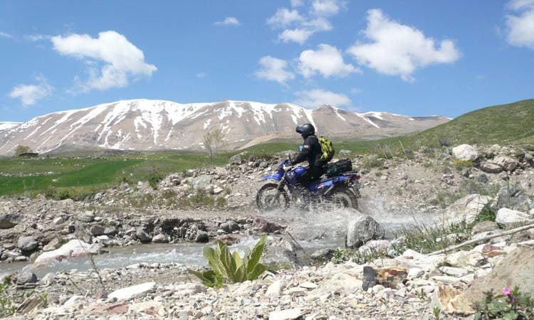 Trail mit traumhaften Ausblicken