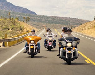 USA Best of the West selfguided Motorradtour