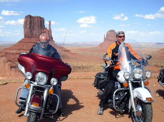 Nordamerika - Geführte Motorradtouren
