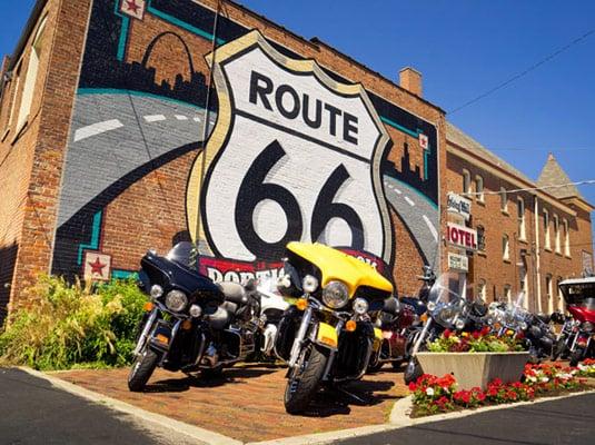 Nordamerika - Selbstgeführte Motorradtouren